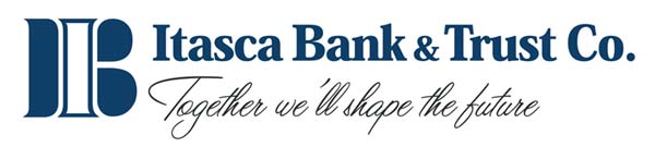 Itasca Bank and Trust Co. Together we'll shape the future.